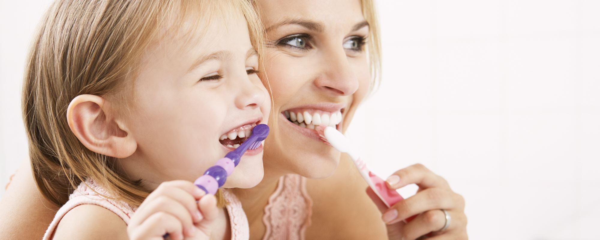 news lavare denti bambini